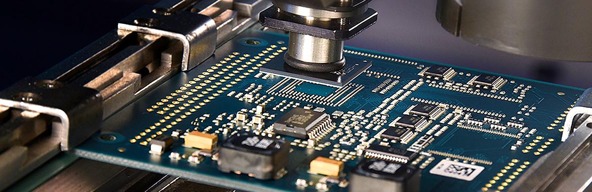 Griessbach Fertigung Elektronik