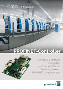 Griessbach Datenblatt Profiten Controller