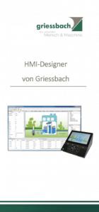 HMI Designer Griessbach Infoflyer