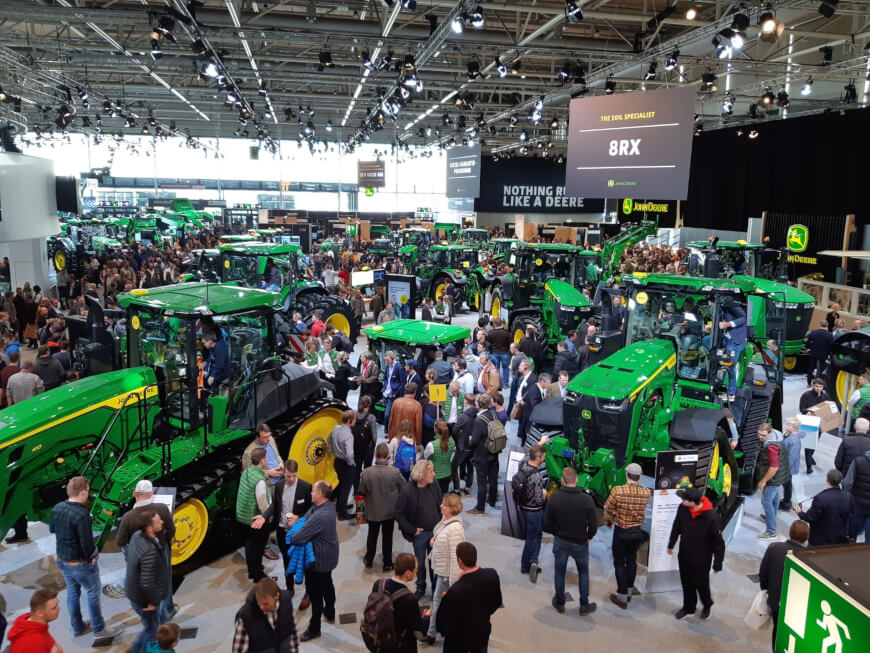 Griessbach agritechnica 2019