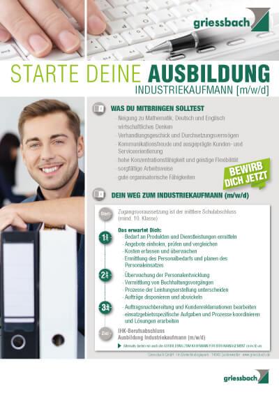 Ausbildung Industriekaufmann Land Brandenburg